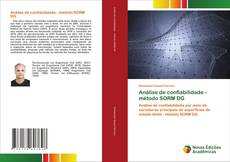 Capa do livro de Análise de confiabilidade - método SORM DG