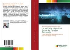 Os Institutos Federais de Educação, Ciência e Tecnologia kitap kapağı