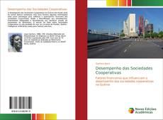 Portada del libro de Desempenho das Sociedades Cooperativas