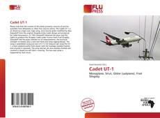 Bookcover of Cadet UT-1
