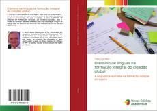Bookcover of O ensino de línguas na formação integral do cidadão global