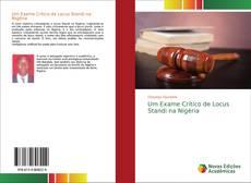 Capa do livro de Um Exame Crítico de Locus Standi na Nigéria
