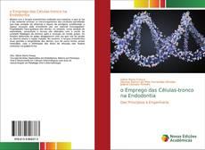 Bookcover of o Emprego das Células-tronco na Endodontia