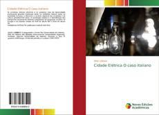 Capa do livro de Cidade Elétrica O caso italiano