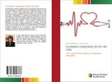 Capa do livro de Cuidados integrados de fim de vida