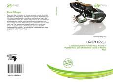 Capa do livro de Dwarf Coqui
