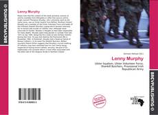 Bookcover of Lenny Murphy