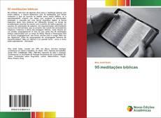 Обложка 95 meditações bíblicas
