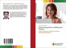 Estilos Cognitivos e Hábitos de Estudo的封面