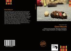 Buchcover von Gene Mauch