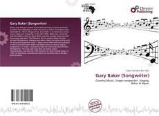 Gary Baker (Songwriter) kitap kapağı