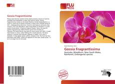 Bookcover of Gossia Fragrantissima