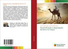 Copertina di Desertificação e degradação da terra no Iraque