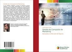 Bookcover of Gestão do Composto de Marketing