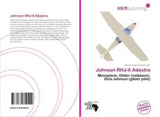 Bookcover of Johnson RHJ-6 Adastra