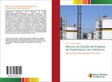Buchcover von Manual de Gestão de Projetos de Engenharia nas Indústrias