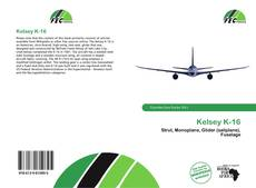 Bookcover of Kelsey K-16