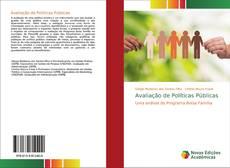Buchcover von Avaliação de Políticas Públicas