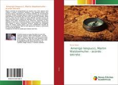Bookcover of Amerigo Vespucci, Martin Waldsemuller - acordo secreto