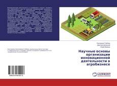 Capa do livro de Научные основы организации инновационной деятельности в агробизнесе