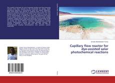 Bookcover of Capillary flow reactor for dye-assisted solar photochemical reactions