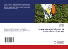 Couverture de Safety measures adopted by farmers in pesticide use