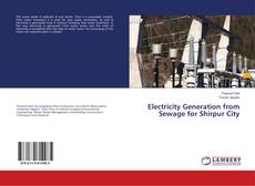 Couverture de Electricity Generation from Sewage for Shirpur City