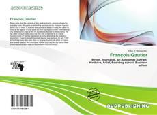 Bookcover of François Gautier