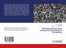Bookcover of Self-propagating High-temperature Synthesis of Ferroalloys