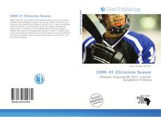 Bookcover of 2000–01 Elitserien Season