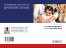 Couverture de Teaching Pedagogy in Professional Courses