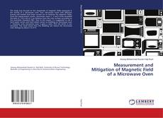 Capa do livro de Measurement and Mitigation of Magnetic Field of a Microwave Oven