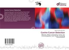 Bookcover of Canine Cancer Detection