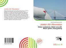 Bookcover of Jonker JS-1 Revelation