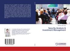 Bookcover of Security Analysis & Investment Management