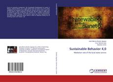 Bookcover of Sustainable Behavior 4,0