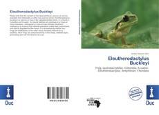 Portada del libro de Eleutherodactylus Buckleyi