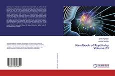 Capa do livro de Handbook of Psychiatry Volume 23