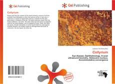 Collyrium kitap kapağı