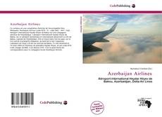 Capa do livro de Azerbaijan Airlines