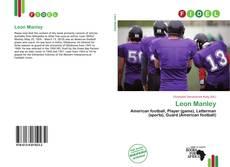 Leon Manley kitap kapağı