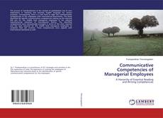 Communicative Competencies of Managerial Employees的封面