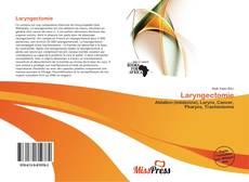 Portada del libro de Laryngectomie