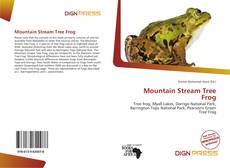 Обложка Mountain Stream Tree Frog