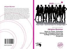 Bookcover of Jørgine Boomer