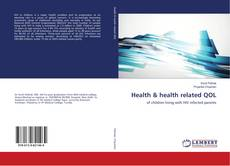 Couverture de Health & health related QOL