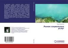 Bookcover of Рынок социальных услуг