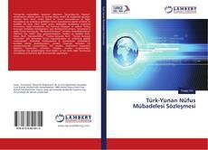 Copertina di Türk-Yunan Nüfus Mübadelesi Sözleşmesi