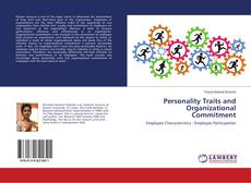 Personality Traits and Organizational Commitment kitap kapağı