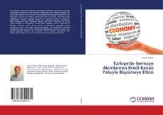 Portada del libro de Türkiye'de Sermaye Akımlarının Kredi Kanalı Yoluyla Büyümeye Etkisi
